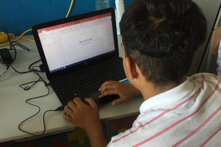 Učenje rada na računaru