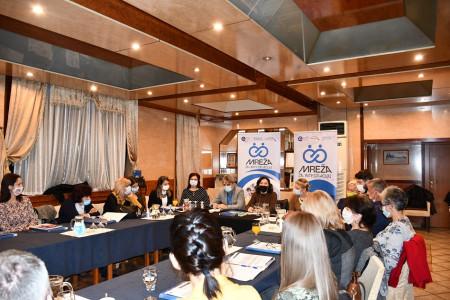 Predstavljanje Mreže za integraciju i usluge lokalnog saradnika