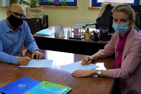 Potpisivanje sporazuma o saradnji