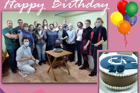 28. rođendan EHO