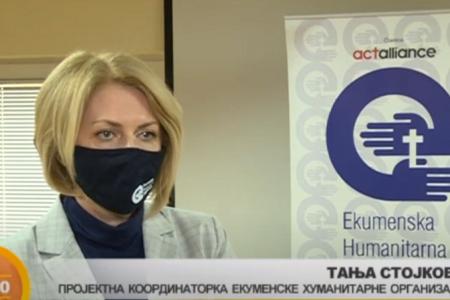 Tanja Stojković projektna koordinatorka