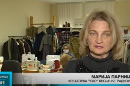 Marija Parnicki projektna koordinatorka