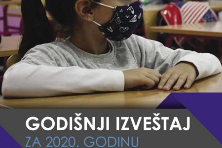 Godišnji izveštaj za 2020. godinu