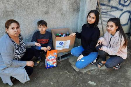 Paket humanitarne pomoći
