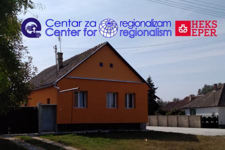 Završena kuća porodice iz Bogojeva - A finished house in Bogojevo